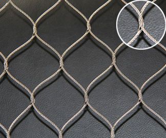 X Tend Stainless Steel Woven Mesh Strong Toughness Environmental Friendly