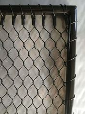 Eco - Friendly Stainless Steel 316 Diamond Wire Mesh With ISO 9001 Certification