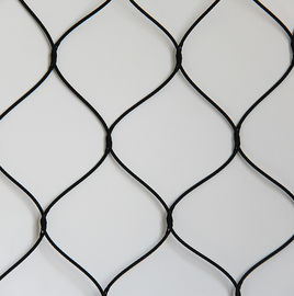 High Intensity Stainless Steel Woven Mesh , Hand Woven Stainless Steel Mesh