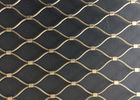 Good Quality Stainless Steel Rope Mesh & High Strength Stainless Steel Wire Mesh Screen Perfect Anti - Rust Property on sale
