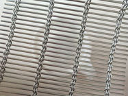China Versatile Architectural Metal Mesh Panels Stainless Steel For Shade Screens factory