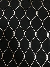 China Hot sale Special use stainless steel 304/316 fence mesh for Animal Cage house/Zoo factory